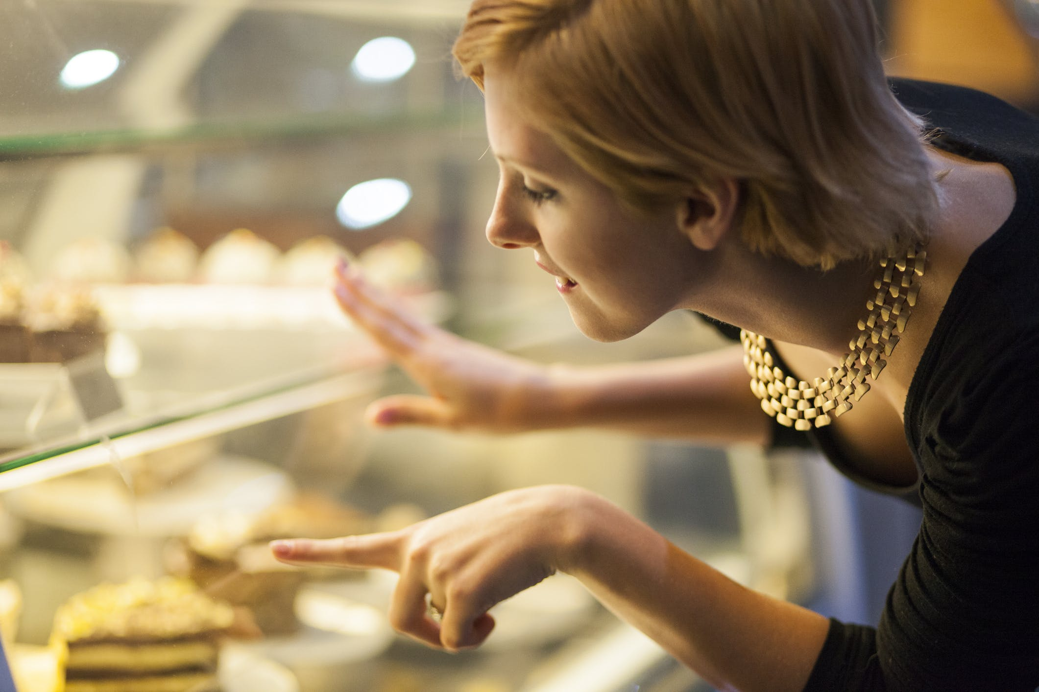 Des neurones qui répondent au stress par l'envie de sucre