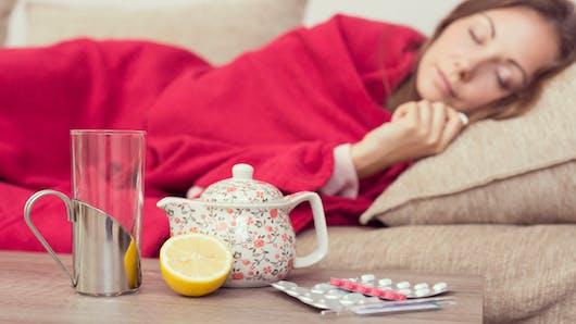 Combien de temps durent les symptômes de la grippe ?