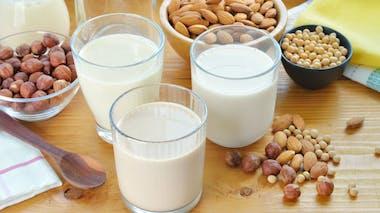 Le lait de soja considéré comme le meilleur lait végétal sur le plan nutritionnel