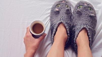 Pourquoi les pieds sentent mauvais en hiver