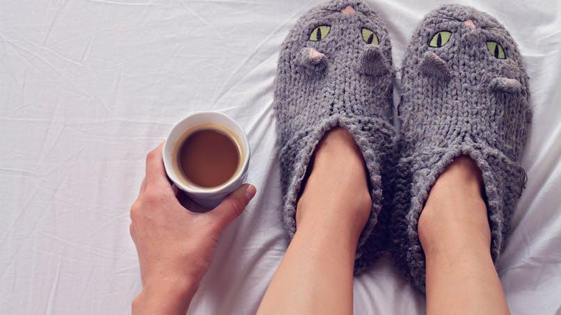 Vos pieds sentent mauvais en hiver? C'est normal