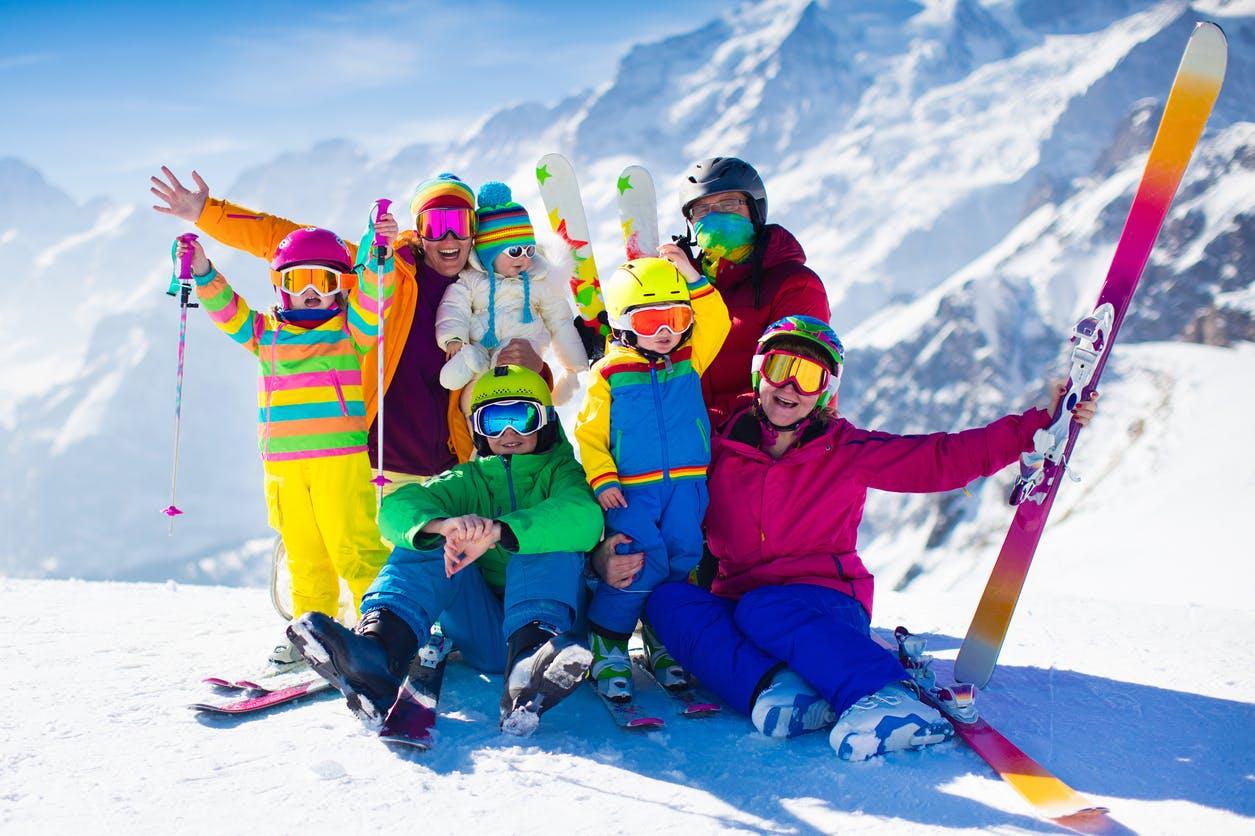 en vente en ligne qualité Découvrez Ski : pourquoi il faut porter des lunettes de soleil | Santé ...