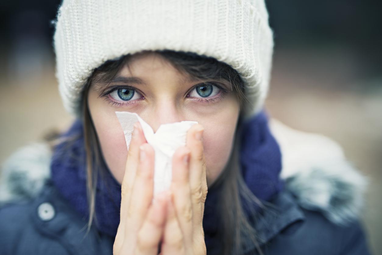 Cet hiver, la grippe est moins meurtrière que l'an passé