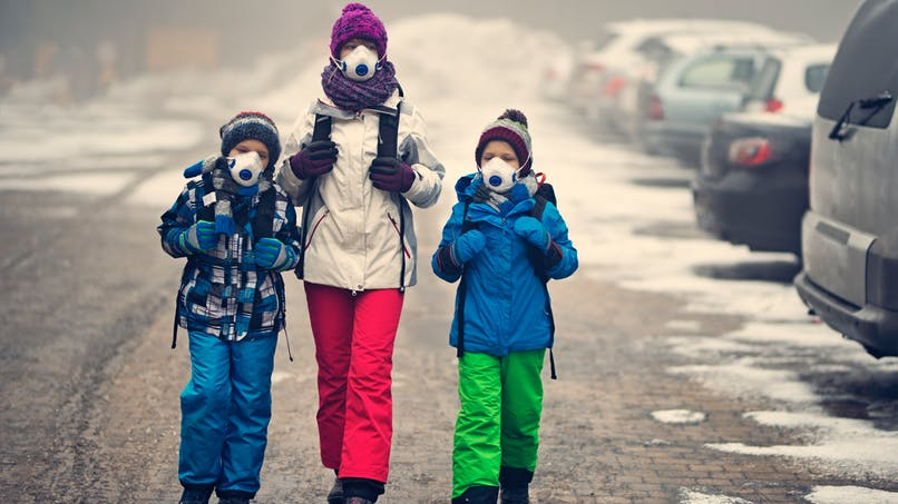 Pollution atmosphérique : elle influencerait nos comportements