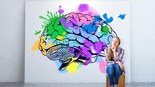 Créativité : comment elle se traduit au niveau du cerveau