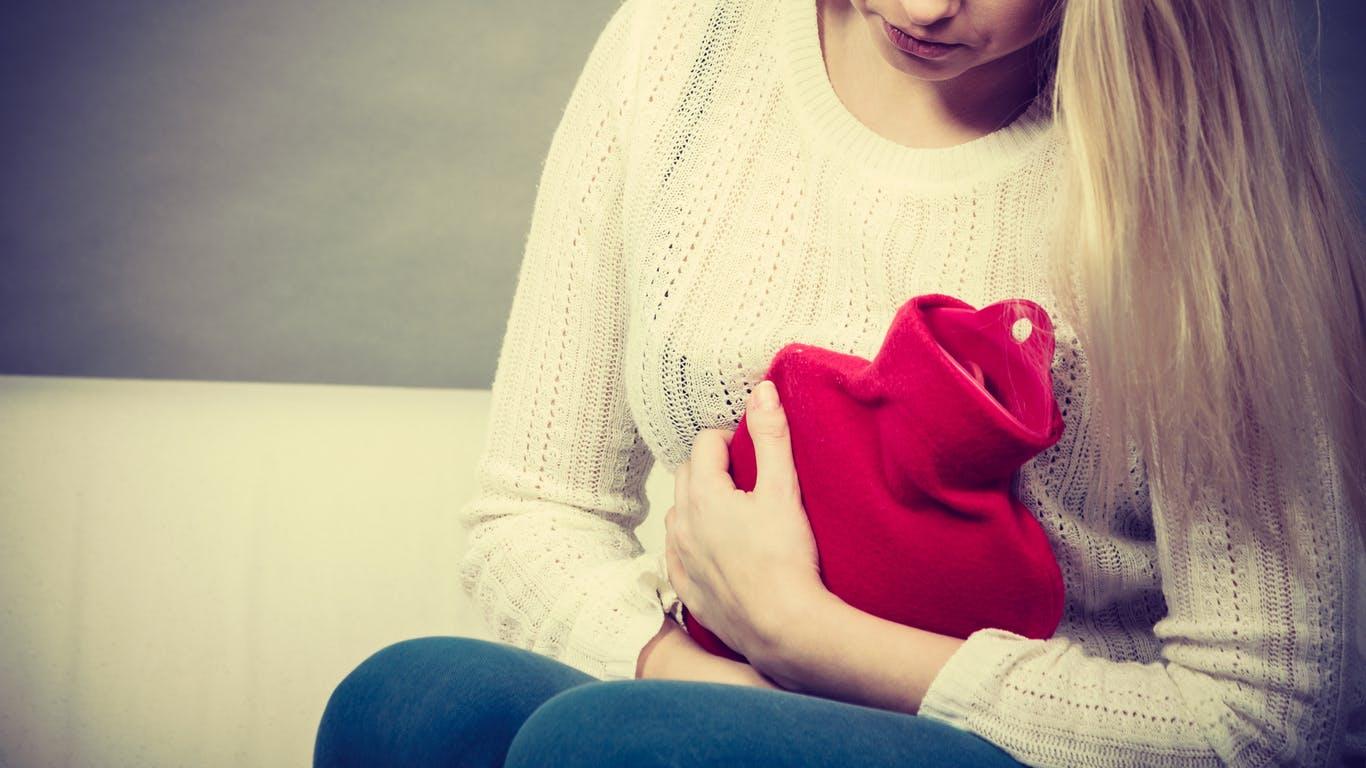 douleurs femmes régles