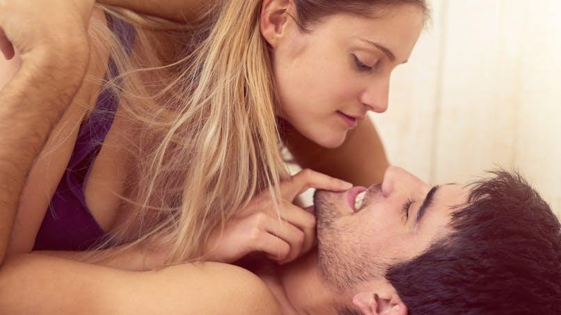 L'Andromaque,  une position mythiquepour faire l'amour à califourchon