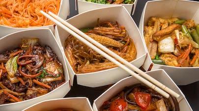 Apport en sel : gare aux plats asiatiques à emporter