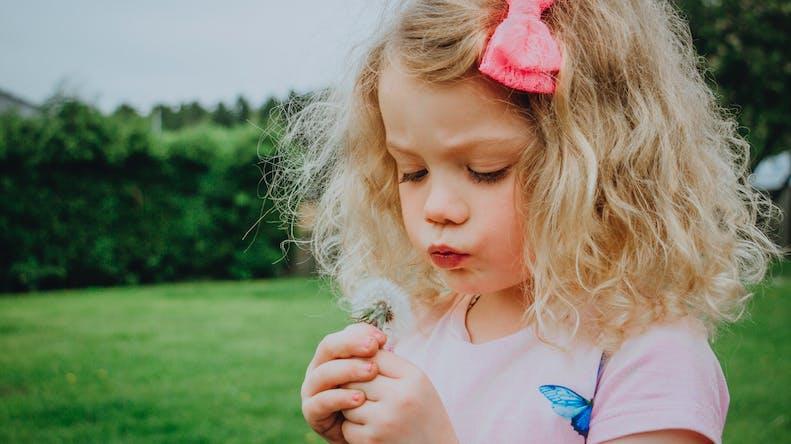 Allergie de l'enfant : il faut agir vite !