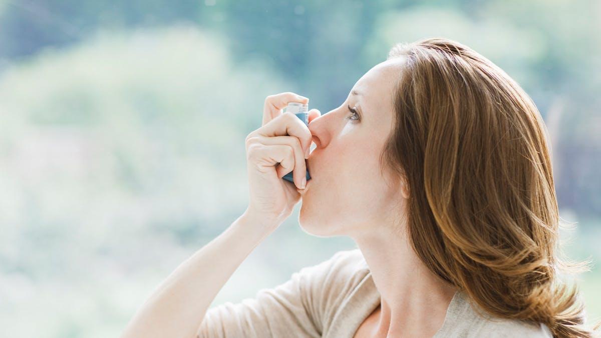 Une protéine à l'origine des crises d'asthme