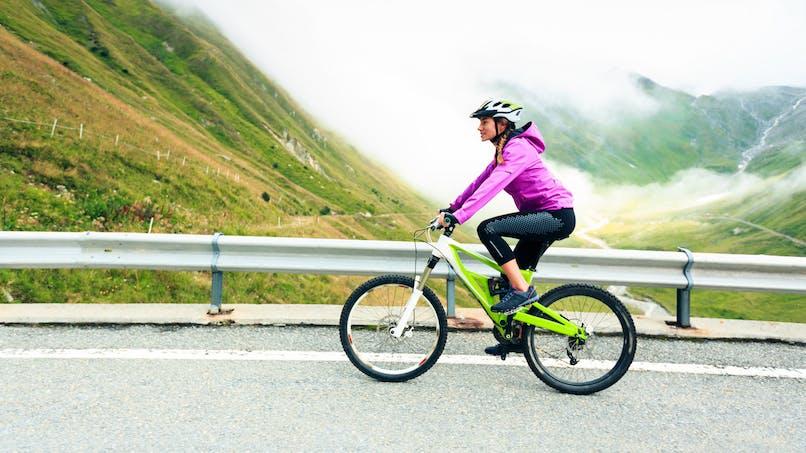 Le vélo accroît le désir féminin !