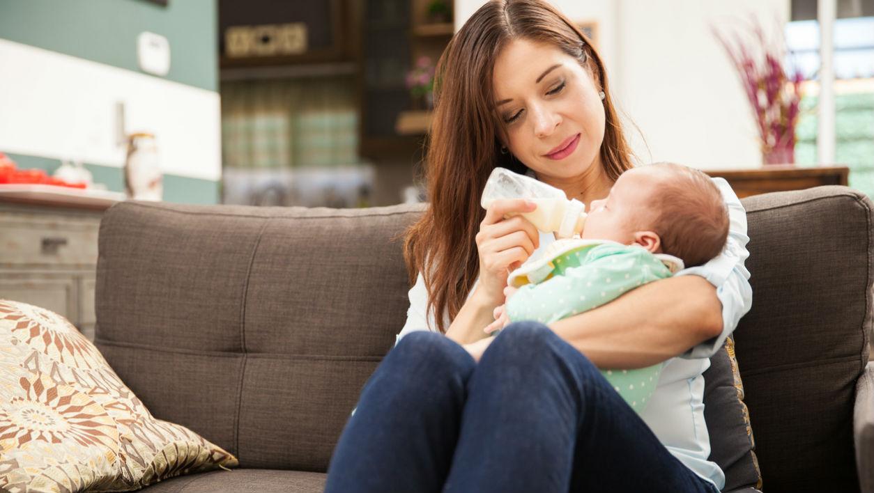 régime d allaitement pour bébé intolérant au lactose