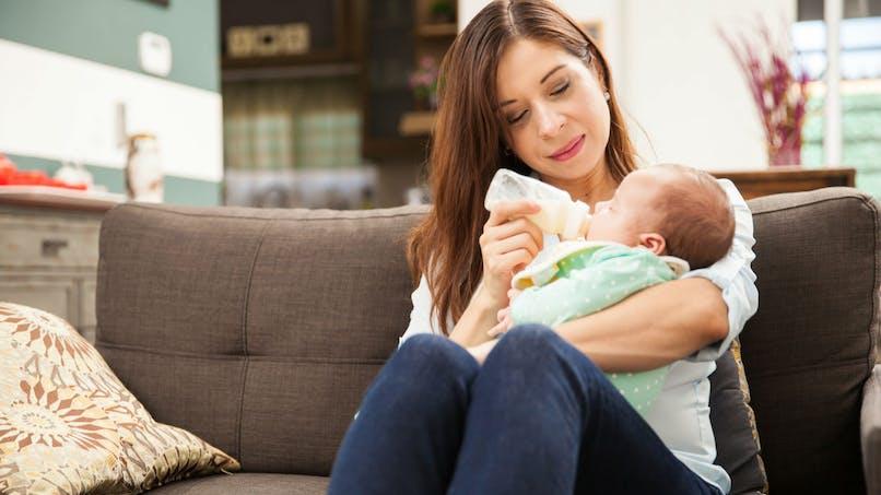Un risque pour le système reproducteur des bébés nourris à base de lait soja