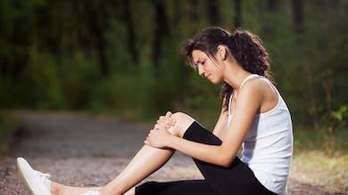 Les bons gestes après une entorse du genou