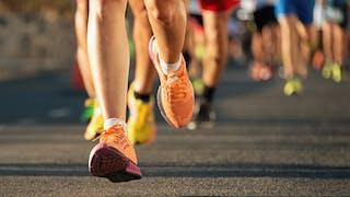 Se préparer à courir un marathon
