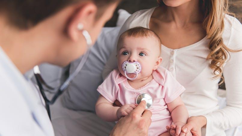Enfant malade : une appli permet de consulter un pédiatre 24 h/24 h