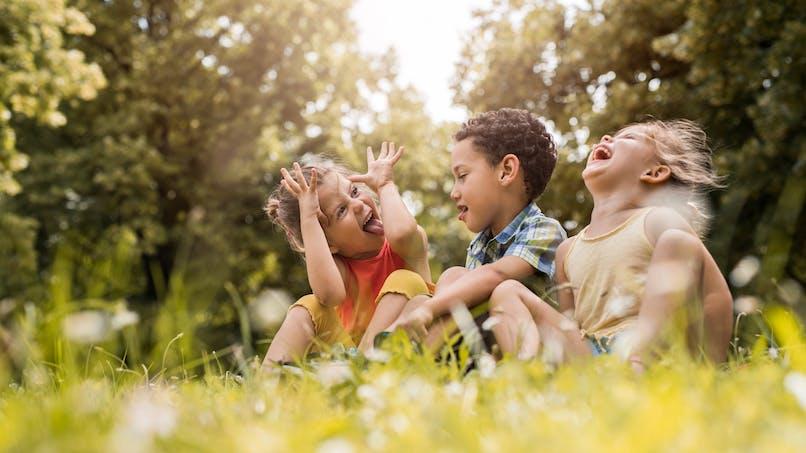 Les amitiés dans l'enfance associées à une bonne santé à l'âge adulte