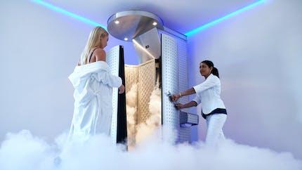 Cryothérapie : les vrais bienfaits du grand froid