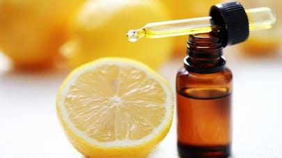 Bienfaits de l'huile essentielle de citron (citrus limonum)
