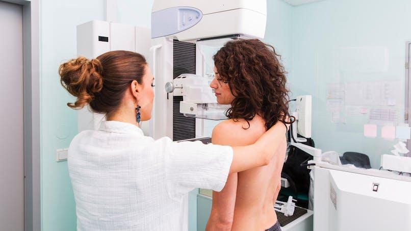 60 % des cancers du sein sont diagnostiqués précocément