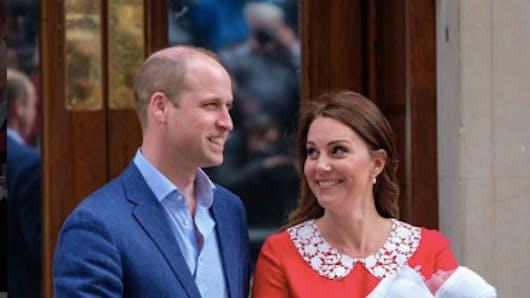 Kate: comment a-t-elle fait pour être radieuse quelques heures après son accouchement?