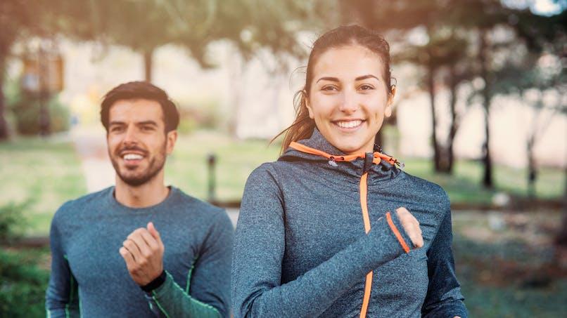 couple et sport
