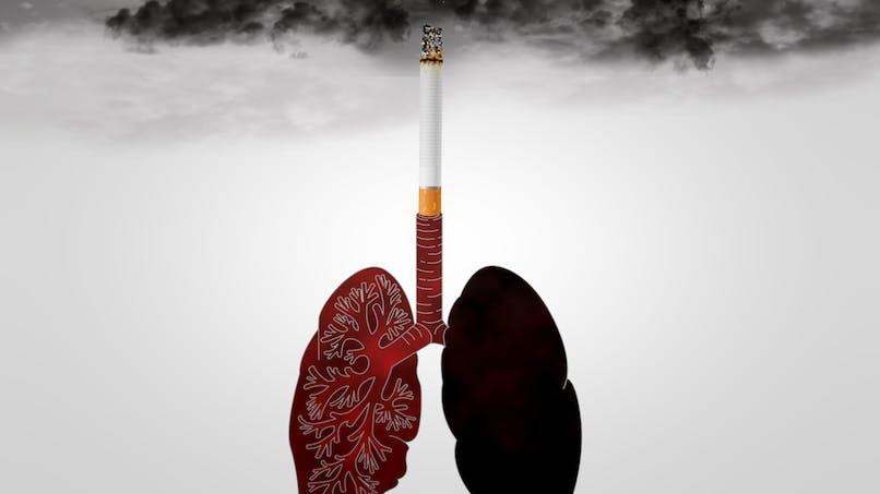 Tabac : la vidéo choc qui compare les poumons d'un fumeur et d'un non-fumeur