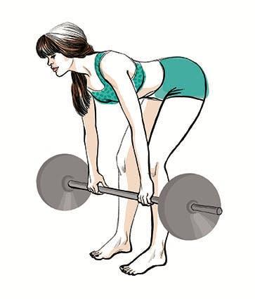 Exercice 1 pour fesses plates