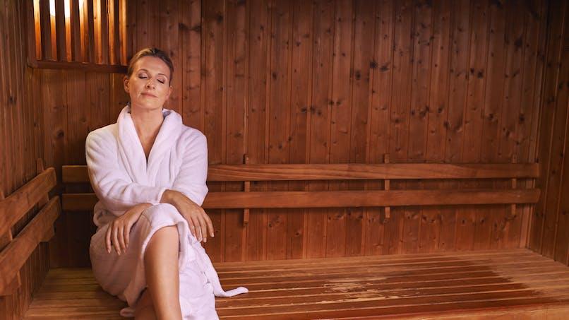 AVC : aller régulièrement au sauna diminuerait les risques