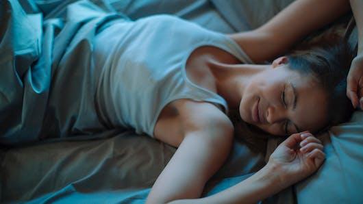 Comment stimuler la perte de poids en dormant
