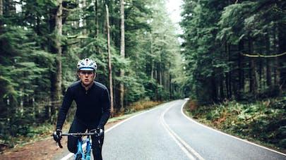 La carrière d'un cycliste professionnel menacée par une tique