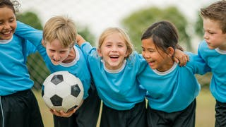 Comment limiter les blessures des enfants au sport