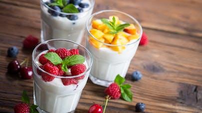Le yaourt diminuerait l'inflammation chronique de certaines maladies