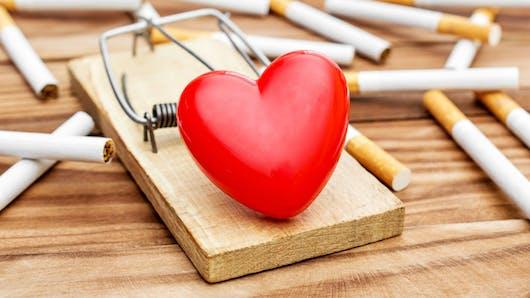 Dès une cigarette par jour, le cœur et les artères sont en danger