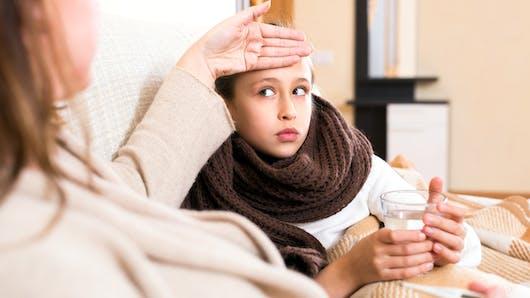 Adolescents : un lien entre rhinite allergique et dépression