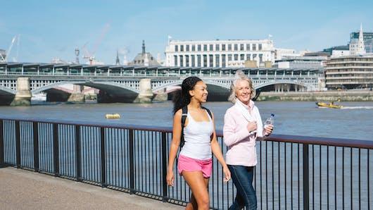 Longévité : pour vivre plus longtemps, mieux vaut marcher vite