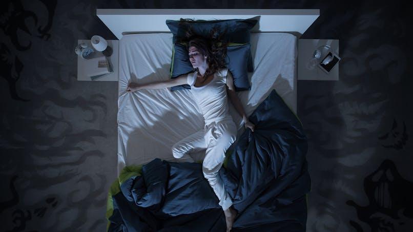 Etre exposé à la lumière pendant le sommeil augmenterait la résistance à l'insuline