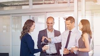 Le café favorise-t-il le travail en équipe ?