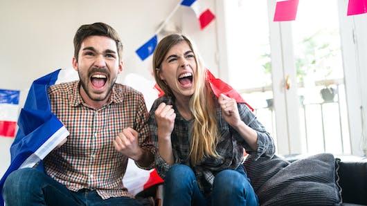 Football: une Française sur quatre s'intéresse plus au physique des joueurs qu'à leur jeu