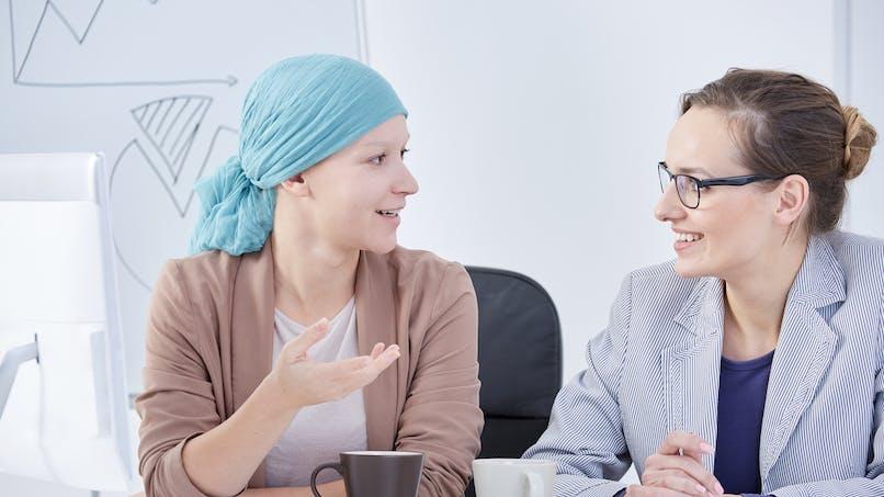 Cancer : 5 ans après la qualité de vie  des malades reste diminuée