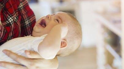 Que faire en cas de chute d'un bébé