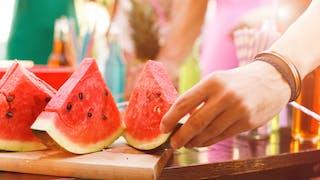 Les aliments et boissons utiles pour lutter contre la rétention d'eau