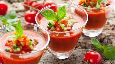 6 choses à savoir avant d'acheter une soupe froide