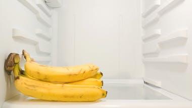 Pourquoi les bananes perdent leur saveur au réfrigérateur