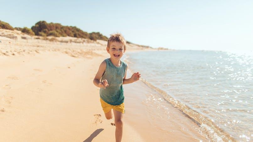 Enfants : les recommandations de l'été