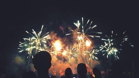 Les règles de sécurité à suivre pendant un feu d'artifice