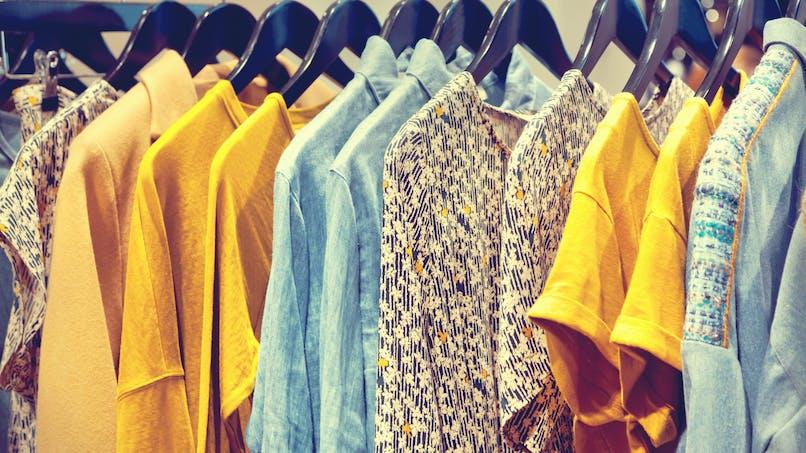 Les vêtements neufs contiennent des substances irritantes