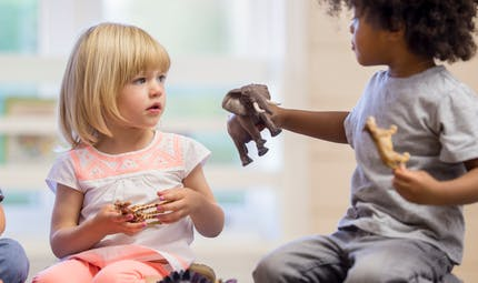 Pourquoi votre enfant n'aime pas partager ?
