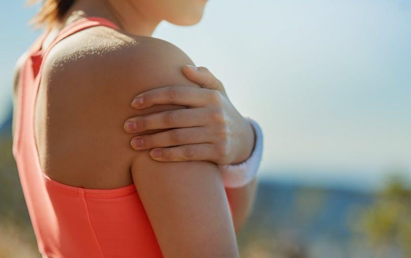 Soulager une tendinite de l'épaule
