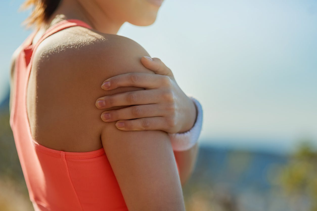 Comment soulager une tendinite de l'épaule?